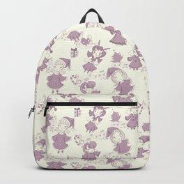 Chibi Xmas Backpack