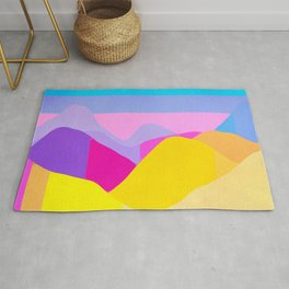 The Hills Rug