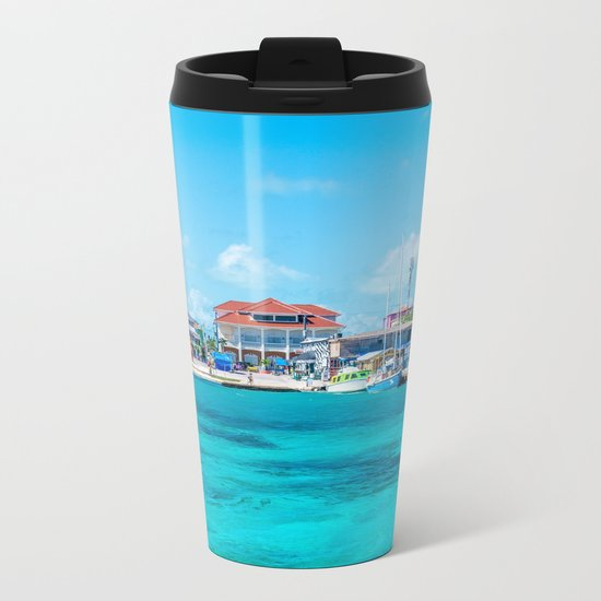 San Pedro Metal Travel Mug