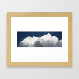Cloud Panorama '06 #2 Framed Art Print