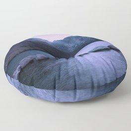 Convict Lake Floor Pillow
