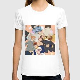 BTS - group T-shirt