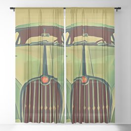 Expensive Sheer Curtain