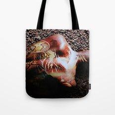 Illustrated Tote Bag