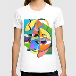 Picasso's Child T-shirt