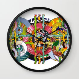 The Problem with Perspective 02 Wall Clock