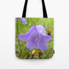 Bellflower Tote Bag