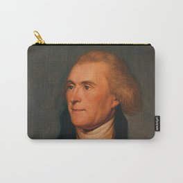 Thomas Jefferson Carry-All Pouch