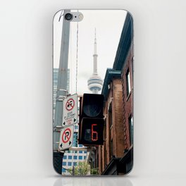 Time Is Free, But Priceless. iPhone Skin