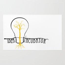 idea incubator Rug