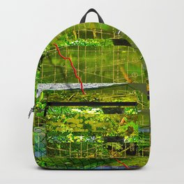 Landscape of My Heart (segment 3) Backpack