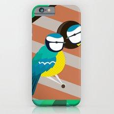 Blue Tit Slim Case iPhone 6s