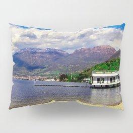 Golden Beach Pillow Sham