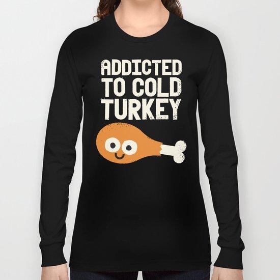 A Gravy Mistake Long Sleeve T-shirt