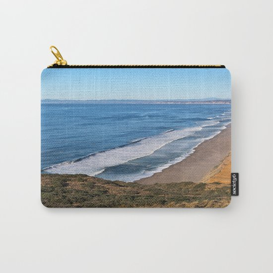 Point Reyes Coastal Scenery Carry-All Pouch