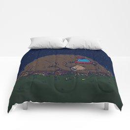 Starry Night Novembear Comforters