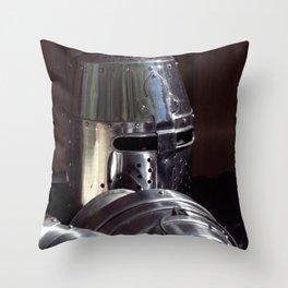 Armor Throw Pillow