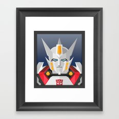 Drift MTMTE Framed Art Print