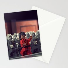 This is Thriller Stationery Cards