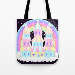 Dream Castle Tote Bag
