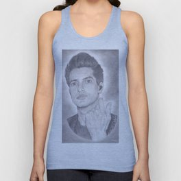 Brendon Urie Unisex Tank Top