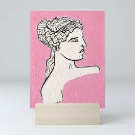 Venus de Milo statue Mini Art Print