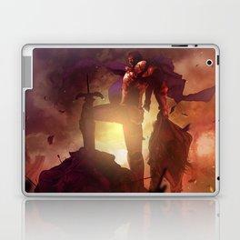 Luca Blight the Beast of Suikoden II Laptop & iPad Skin