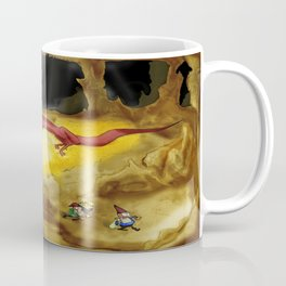 Better start running... Coffee Mug