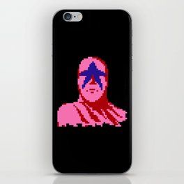 Star Man iPhone Skin