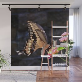 Swallowtail Overexposed Wall Mural