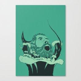 FR/US - #001 Canvas Print