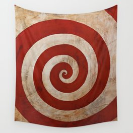 Sideshow Carnival Spiral Wall Tapestry
