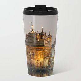 The Golden Temple  Travel Mug