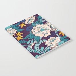 Jungle Pattern 003 Notebook