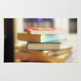 I love books Rug