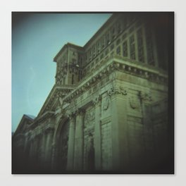 Ruins of Michigan Central Station   Canvas Print