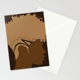 FOR BROWN GIRLS VII Stationery Cards