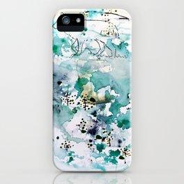 walker iPhone Case