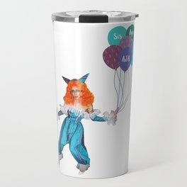 Aja - Clown Travel Mug