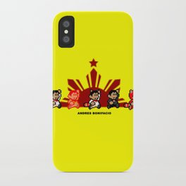 8-bit Andres Bonifacio 2 iPhone Case