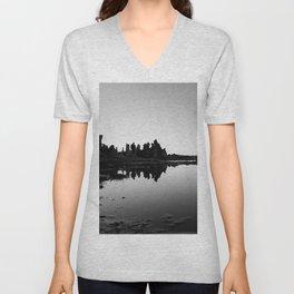 Mono Lake Unisex V-Neck