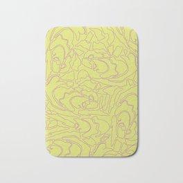 Pastel Pattern III Bath Mat