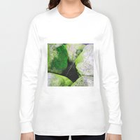 moss Long Sleeve T-shirts featuring Moss by Darkest Devotion