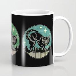 FenceCat Coffee Mug