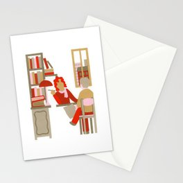 N as Notary Stationery Cards