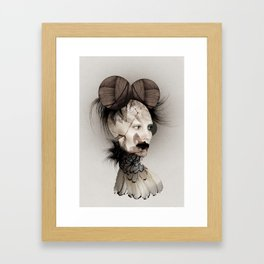 DEBORAH Framed Art Print
