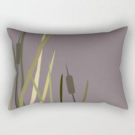 Reed Rectangular Pillow