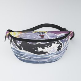 Ursula the Sea Witch Fanny Pack