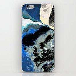 Restless Beach iPhone Skin
