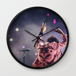 Harry styles peace Wall Clock